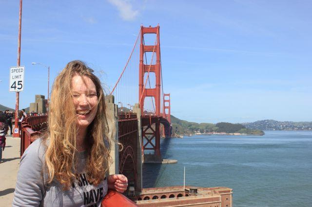 Reisspecialist Lody in San Francisco