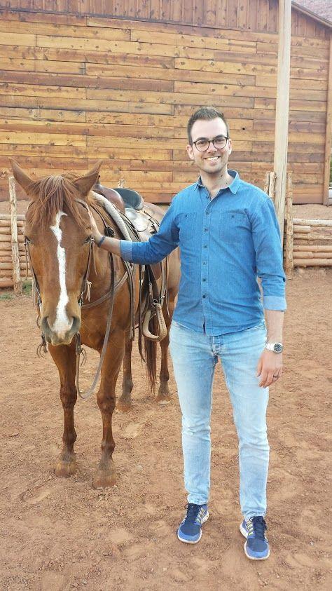 Reisspecialist Sander in Moab
