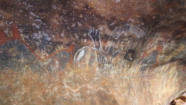 Aboriginal tekeningen