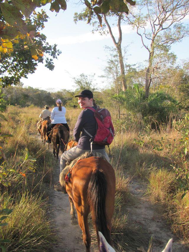 Reisspecialist Anouk in de Pantanal