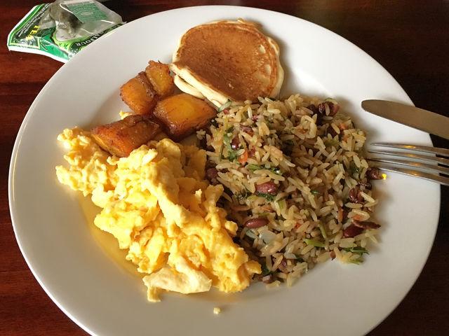Gallo Pinto, een typisch Costa Ricaans ontbijt