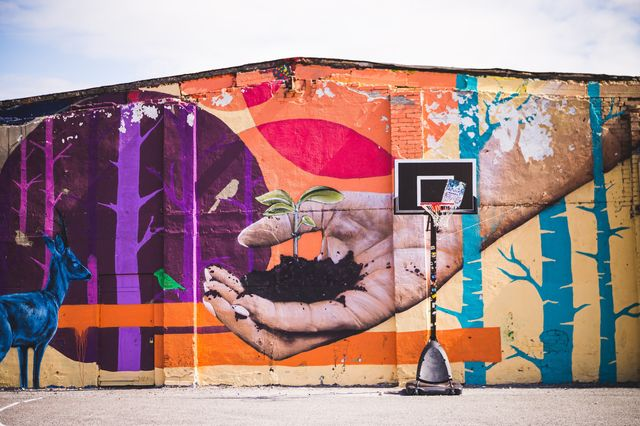 Graffiti in Tallinn