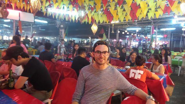 Reisspecialist Sander in Cebo City
