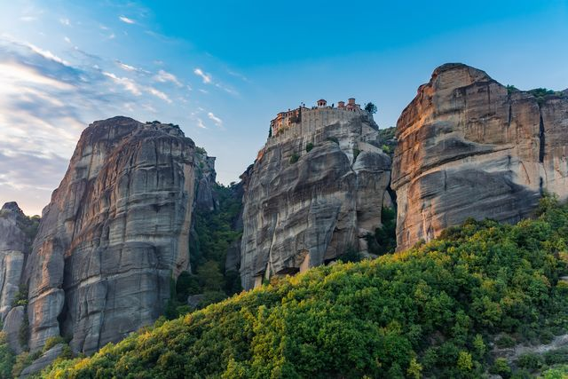 Klooster in Meteora