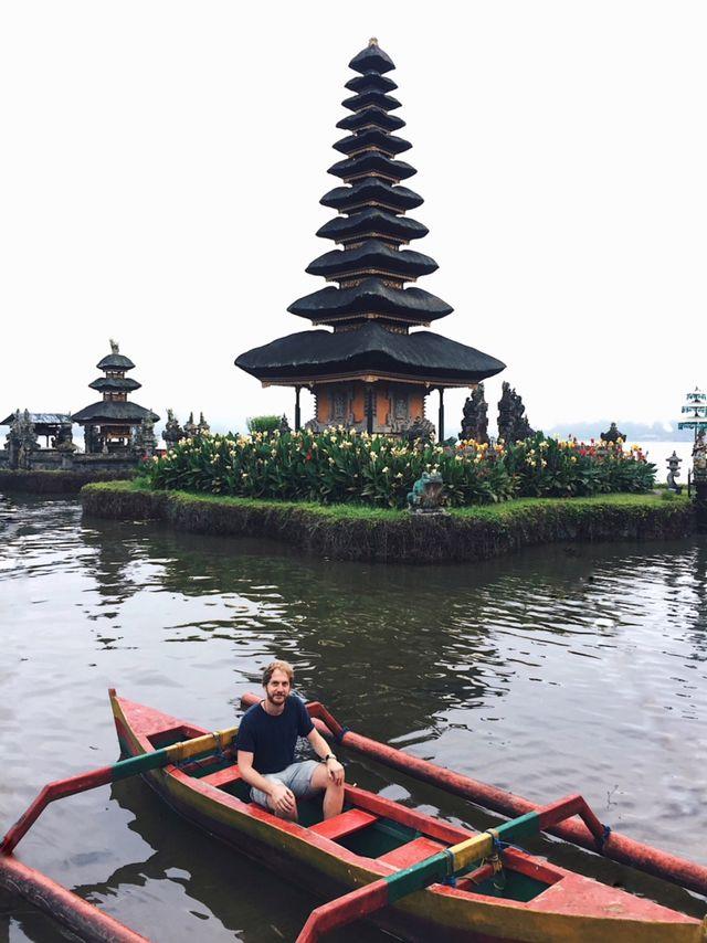Reisspecialist Jelmer op Bali
