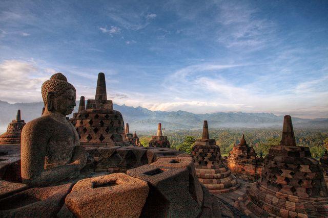 De Borobudur