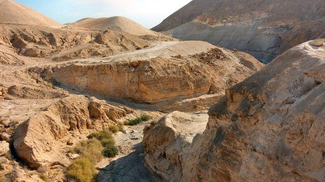 Judea-woestijn