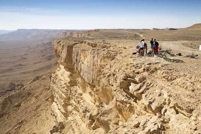 Negev-woestijn