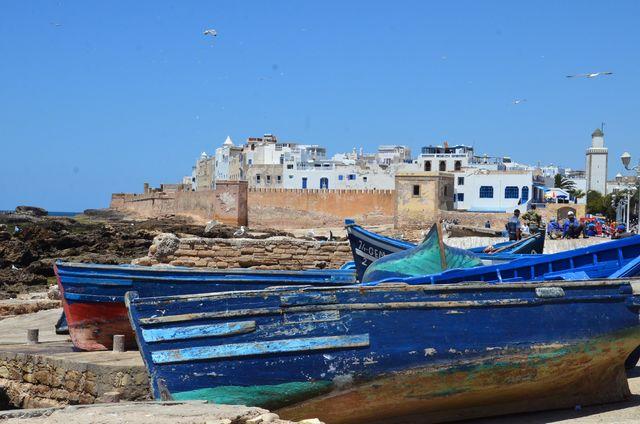Haven van Essaouria