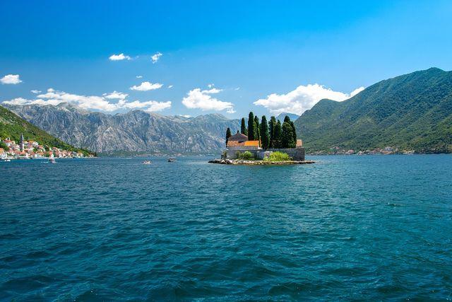 Perast, Kotor