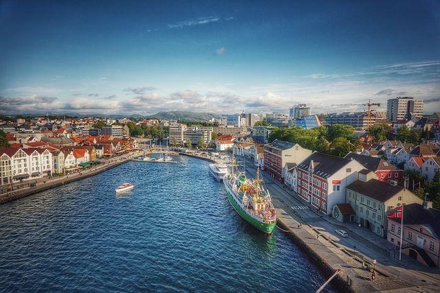Oudehaven Stavanger
