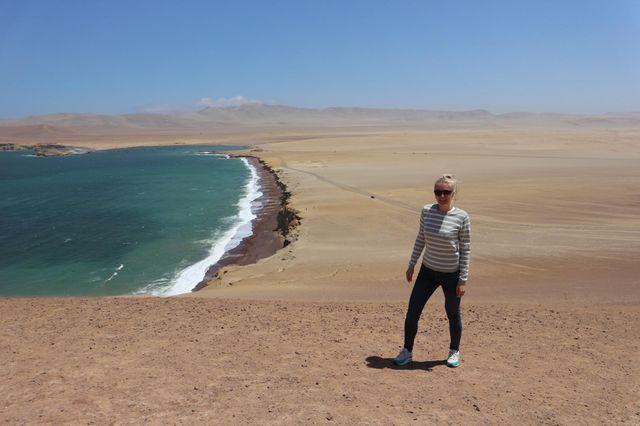 Reisspecialist Suzanne in Paracas