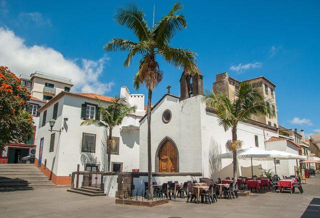 Kerk op Madeira