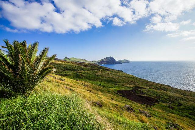 Kust van Madeira