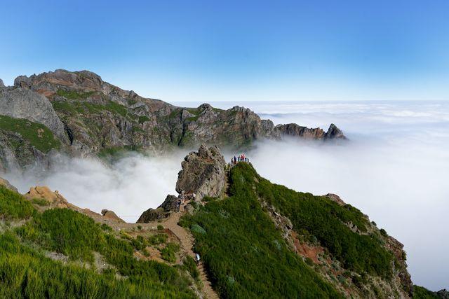 Pico de Areeiro