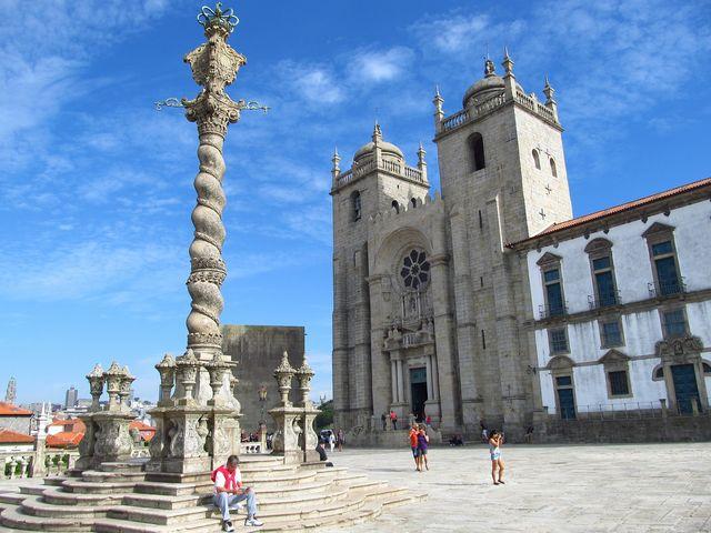 Kerk in Porto