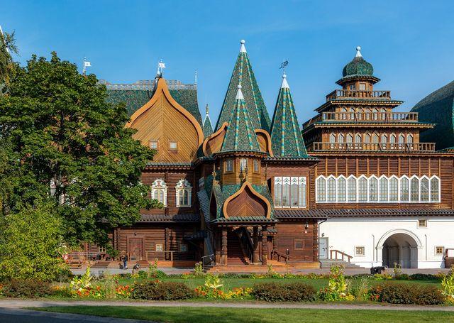 Moskou paleis