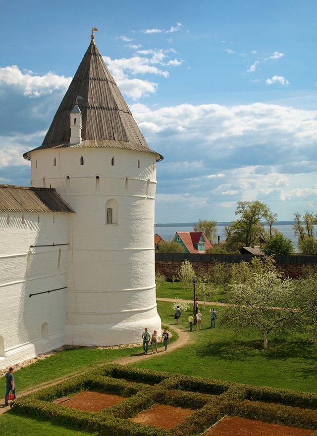 Kremlin toren Rostov