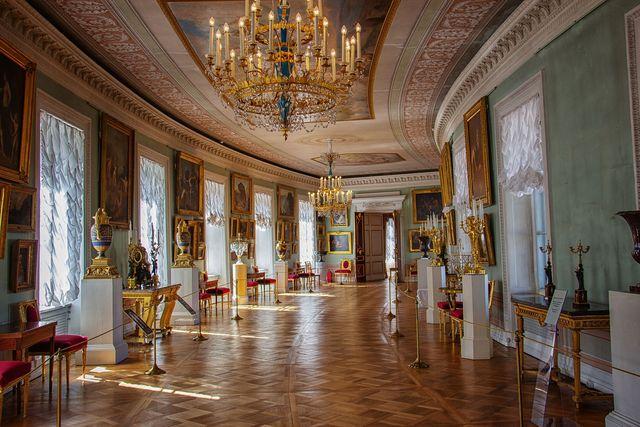 Sint Petersburg paleis