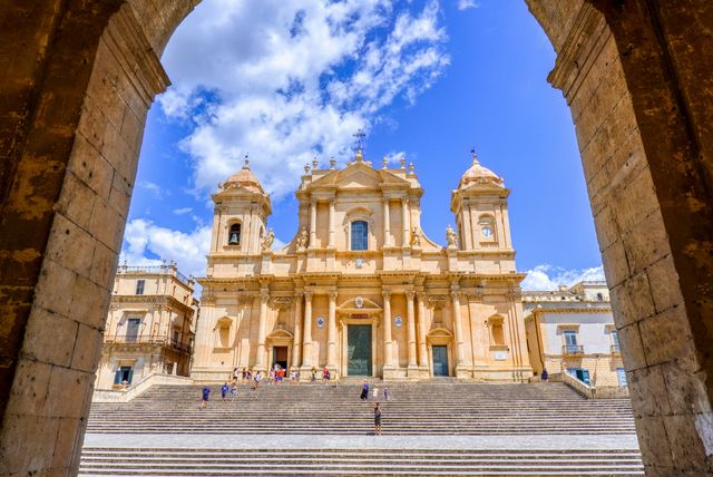 Noto, Sicilië