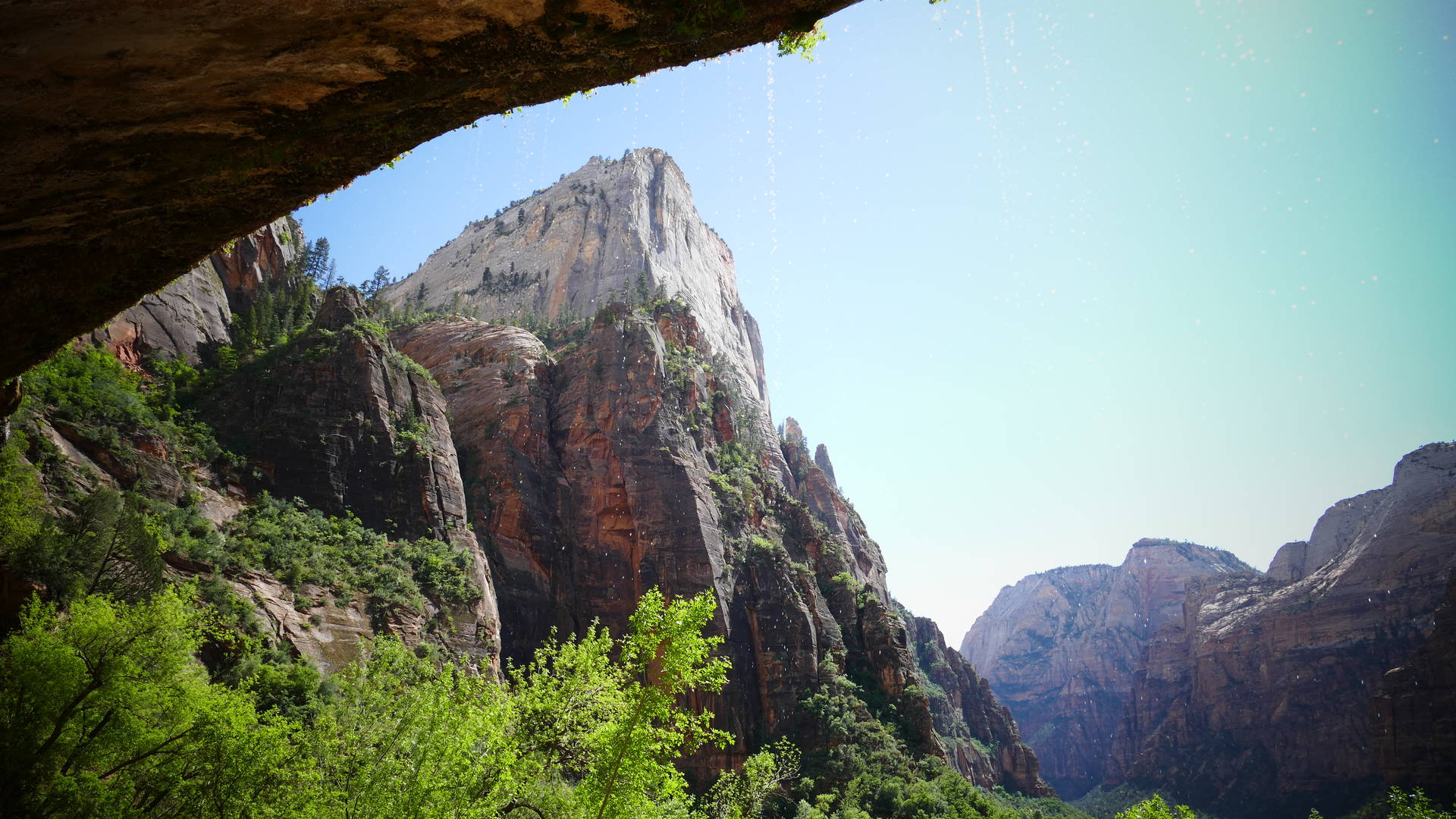 Wheeping Rock, Zion National Park