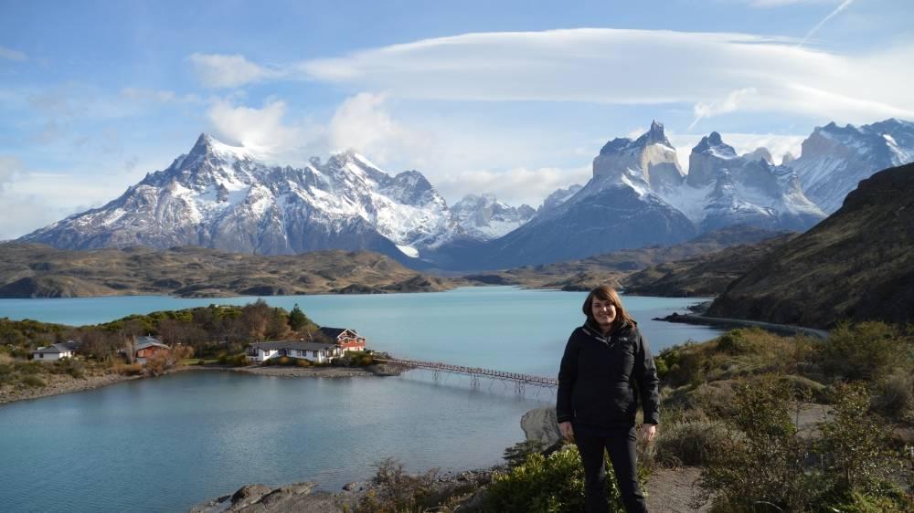 Reisspecialist Anouk in Torres del Paine