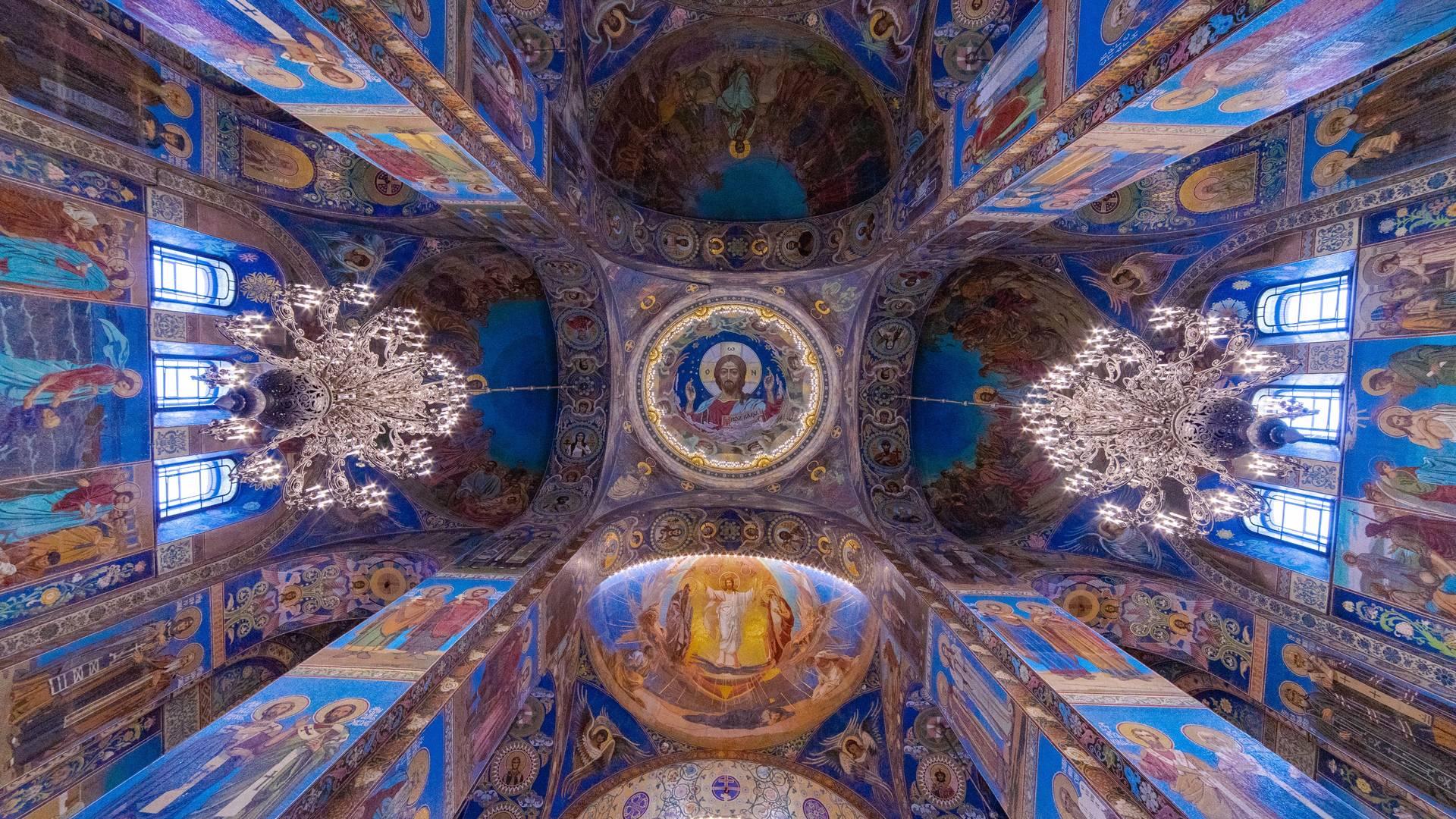 Kerk van de Verlosser op het Bloed, St. Petersburg