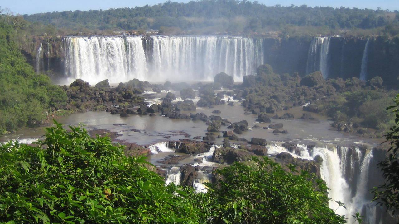 Foz de Iguacu watervallen