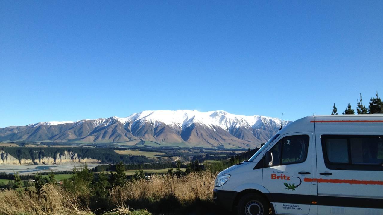Camper, Nieuw-Zeeland