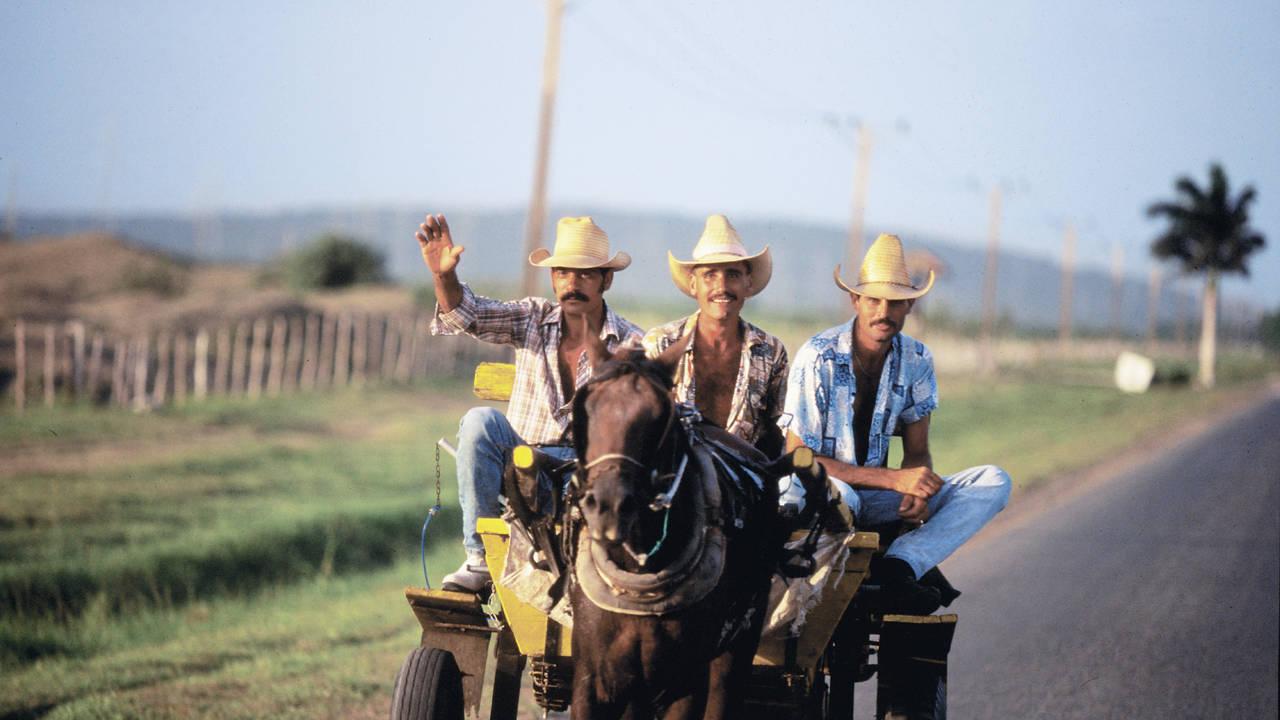 Locals in Camaguey
