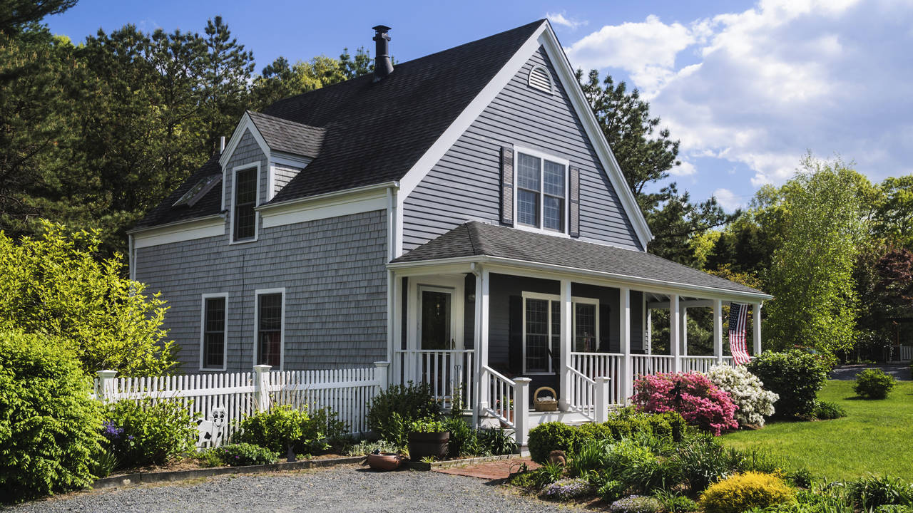 Cottage in Cape Cod