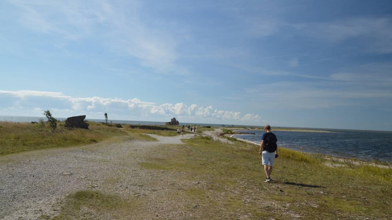 Strand van Saaremaa