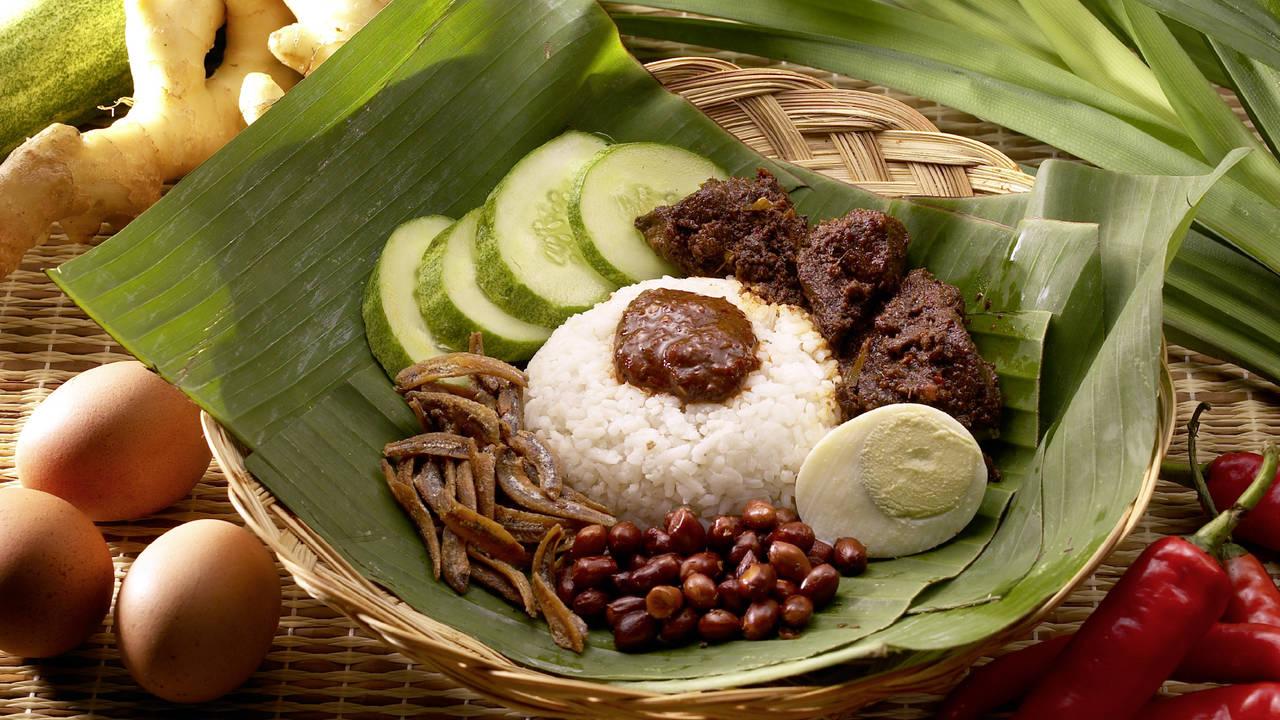Rijstgerecht Maleisië