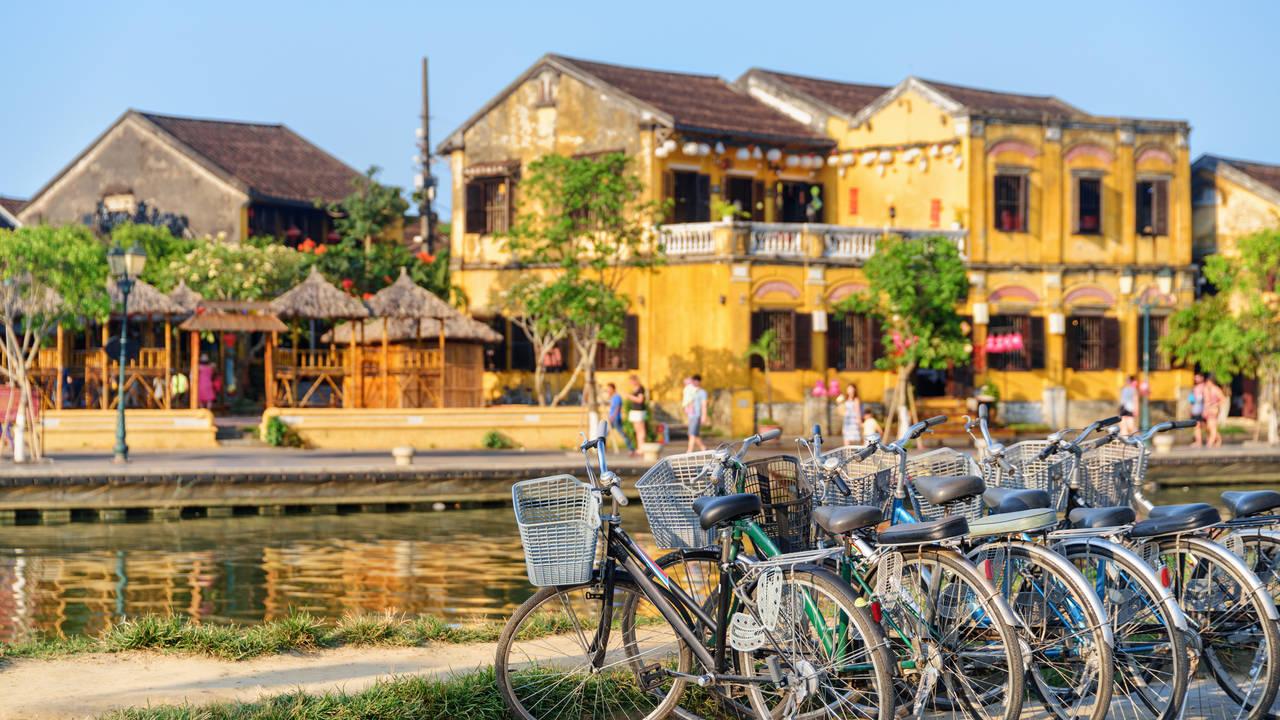 Fietstour in Hoi An