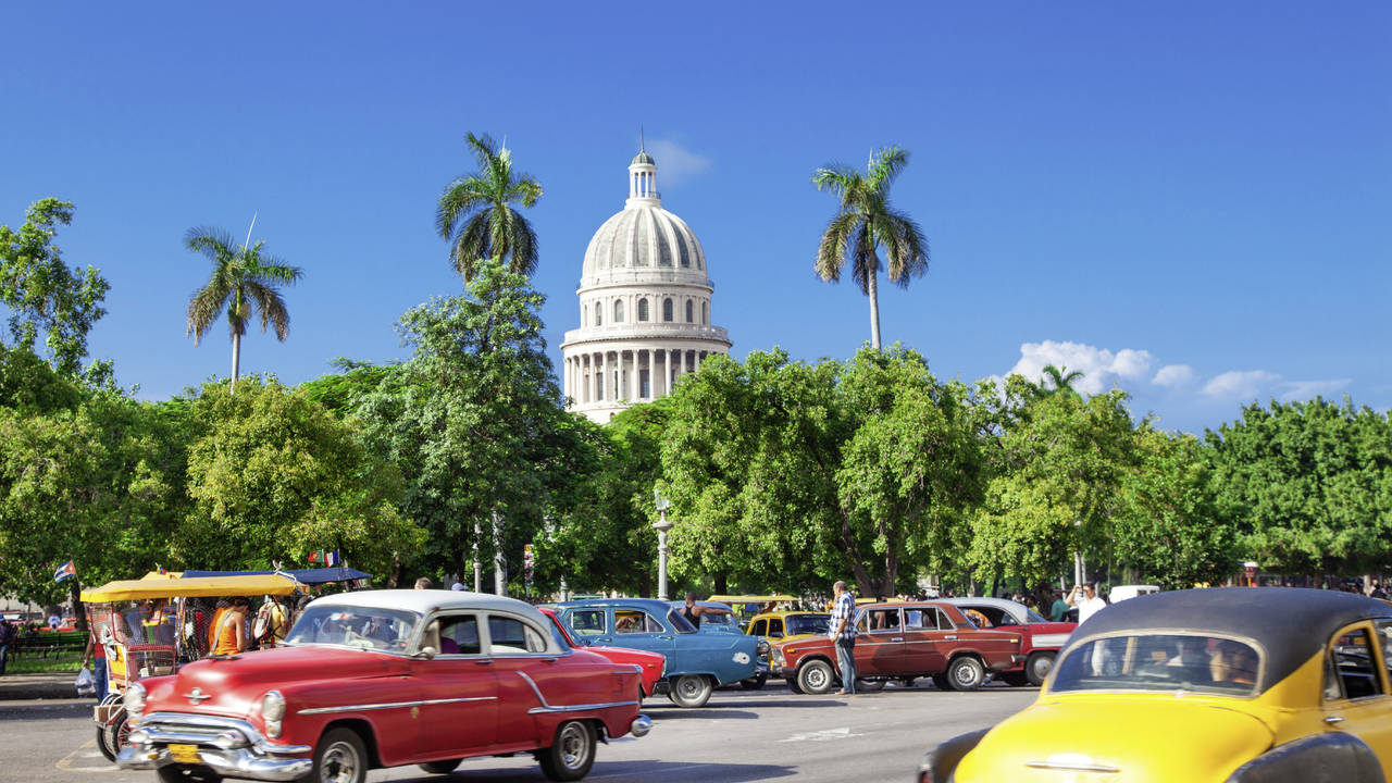 Sfeerimpressie In Touch with Cuba