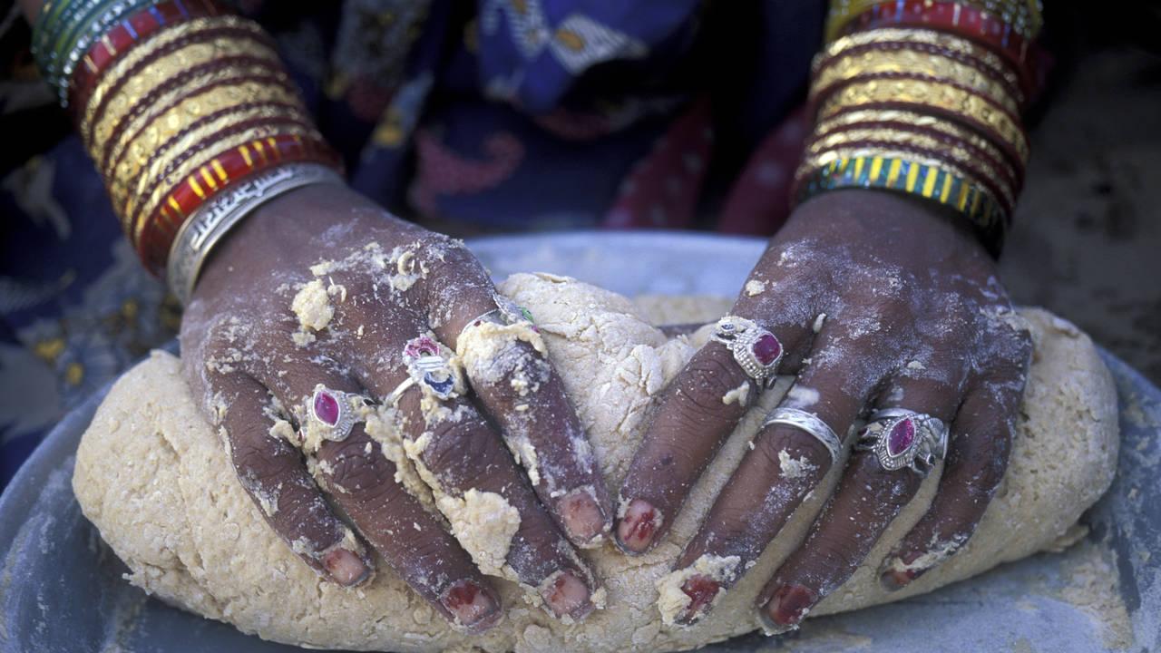 Bakkerij in Jaisalmer
