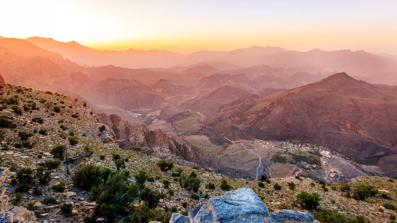 Sfeerimpressie Colourful Highlights of Oman