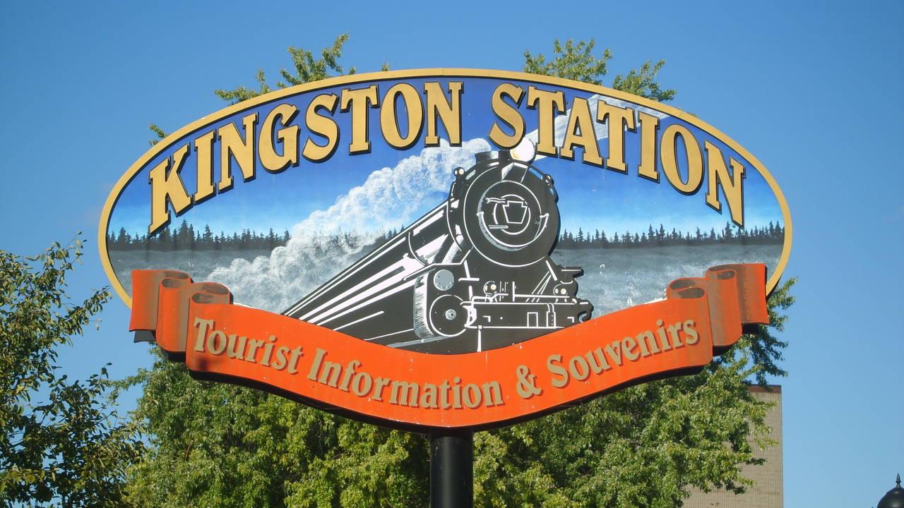 Kingston Treinstation
