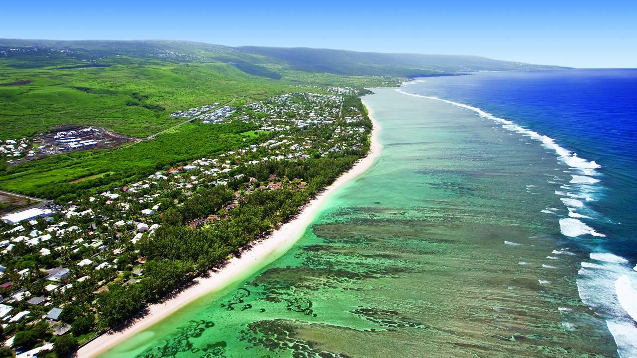 Kust, La Réunion