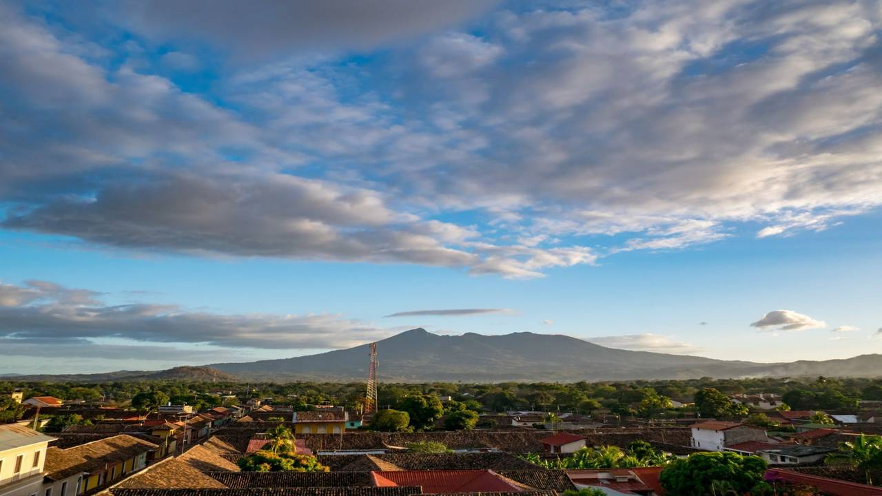 Mombacho vulkaan