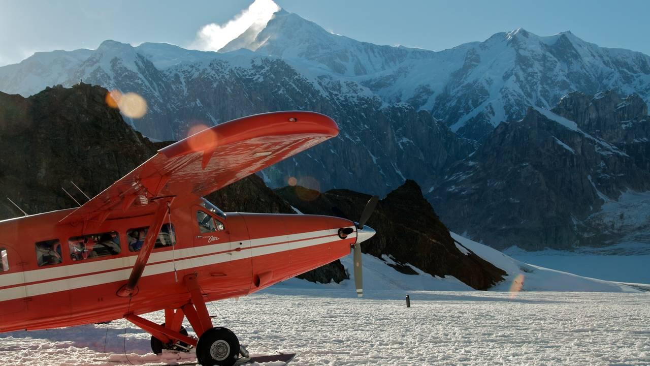 Denali Nationaal Park, Alaska