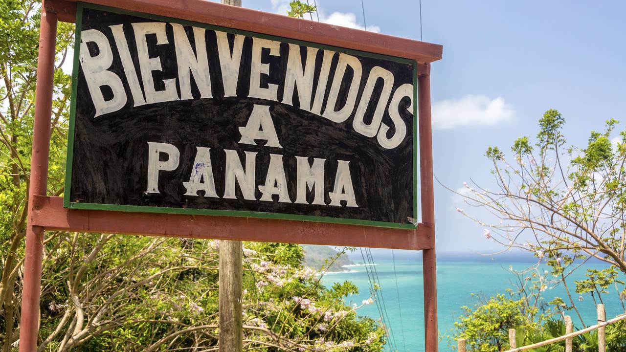 Panama bord