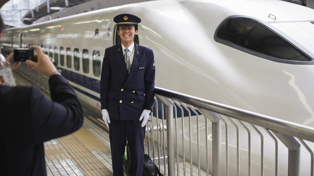 Shinkansen trein, Japan
