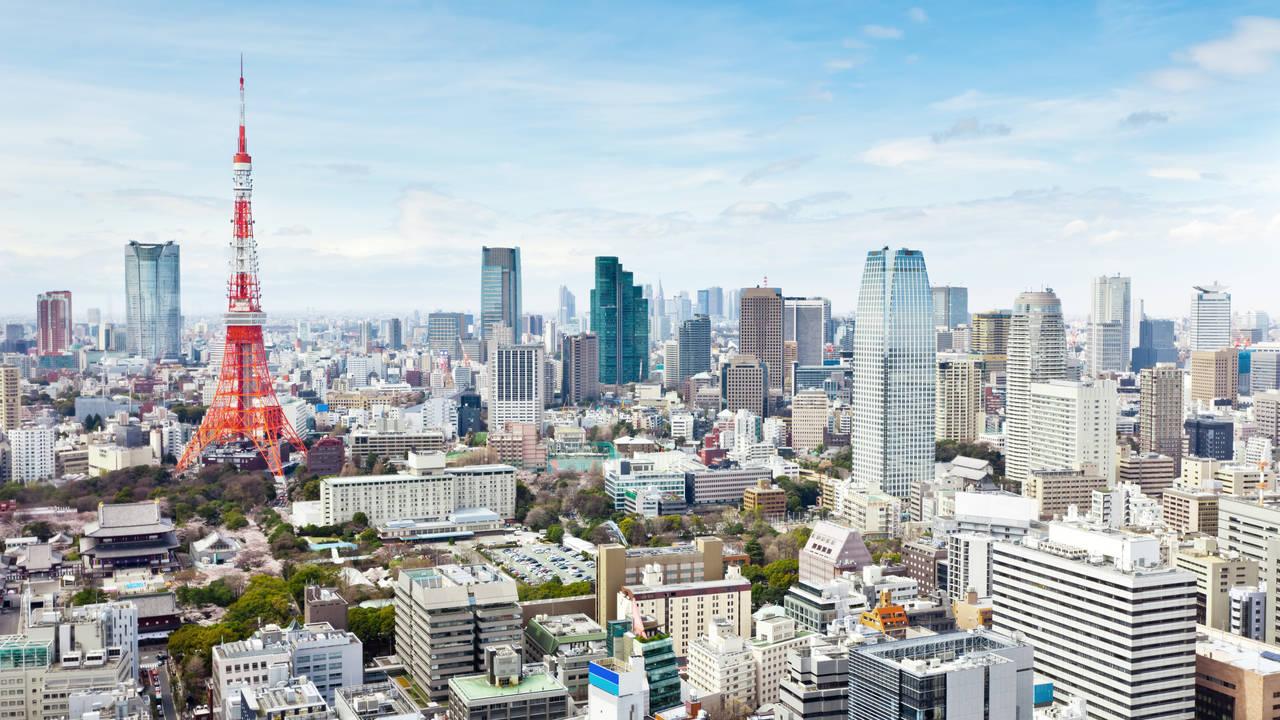 Uitzicht, Tokyo