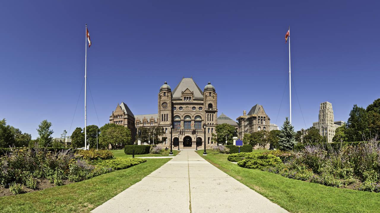 Sfeerimpressie Impressions of East Canada