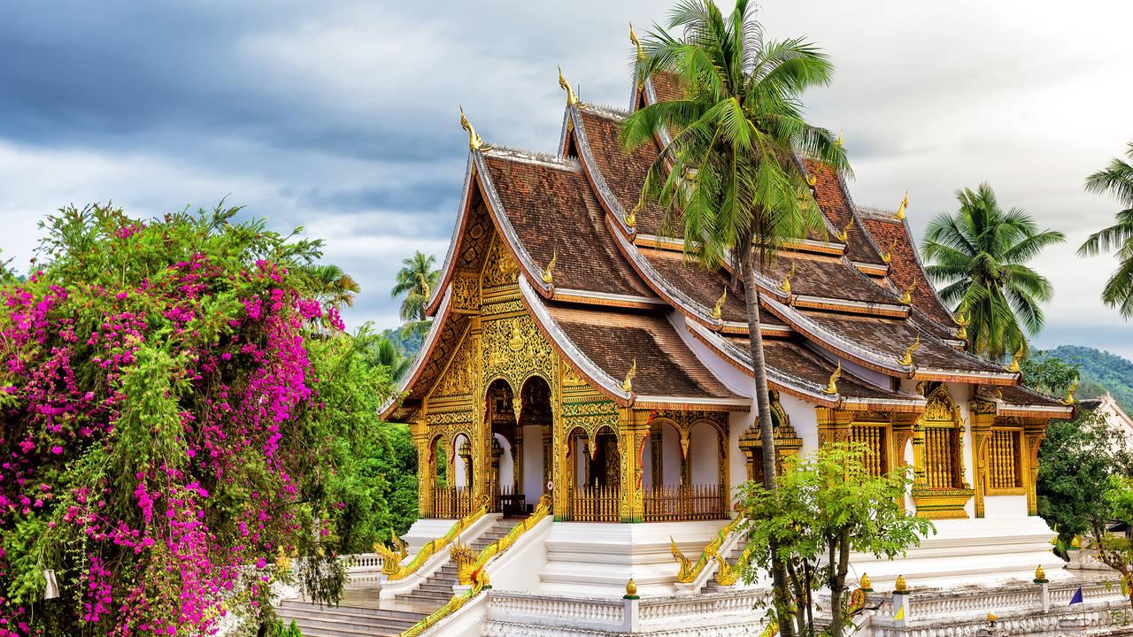 Wat Xieng Thong tempel, Luang Prabang