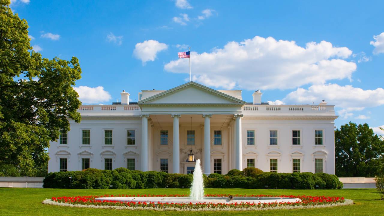 Witte Huis in Washington D.C.