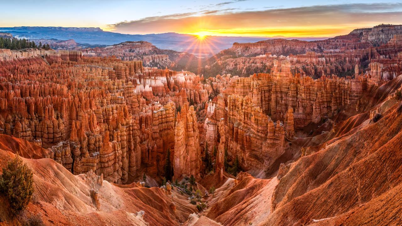 Amerika, Bryce Canyon