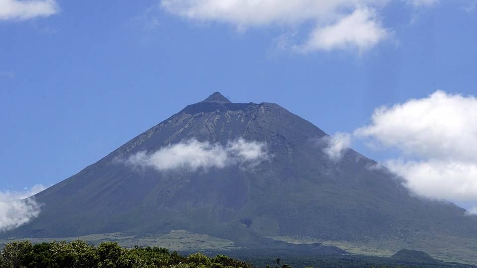 Vulkaan van Pico