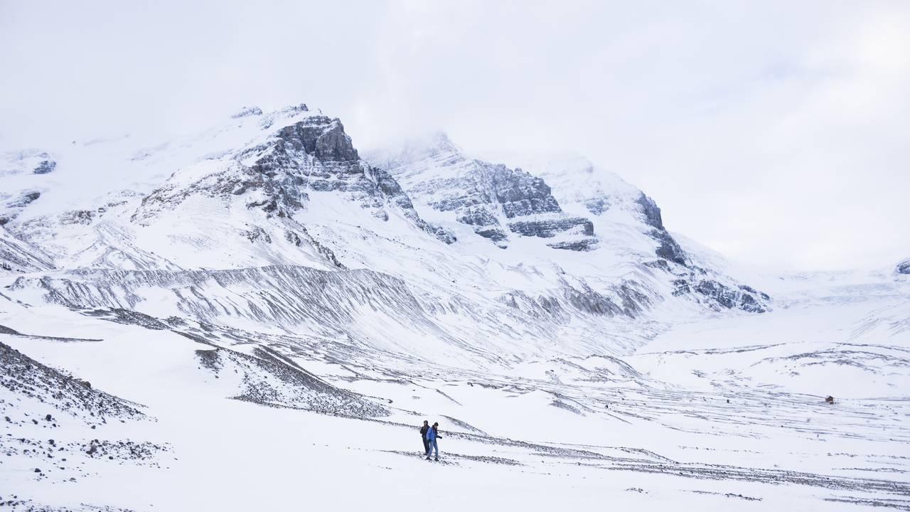 Columbia Icefield, Athabasca Glacier